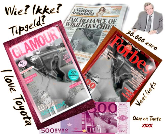 Hoe is met Renetta van der Meer alias Chanel Hofman?